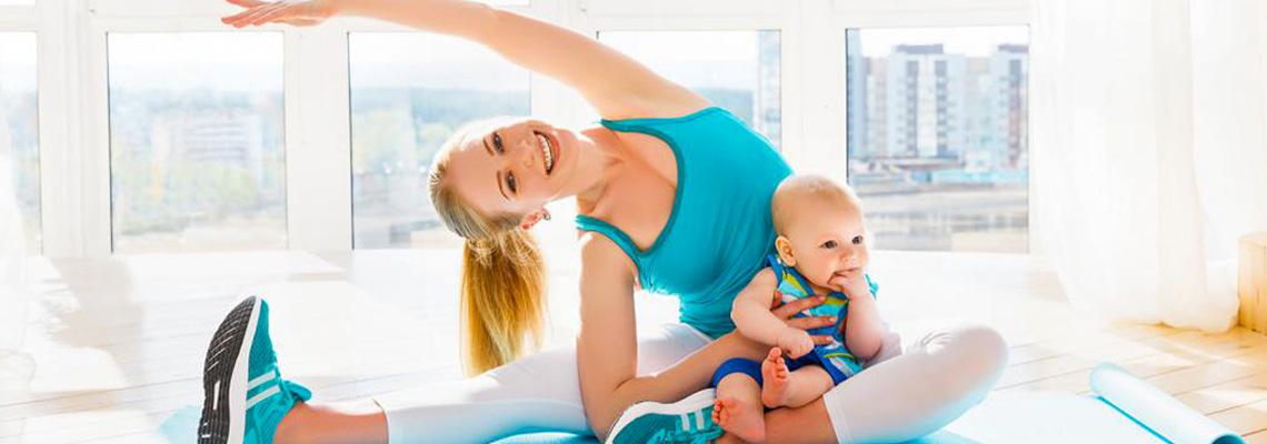 sport en étant maman
